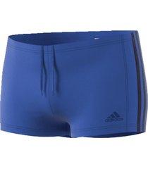blauwe heren zwembroek adidas - cw4823