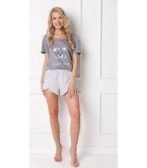 aruelle - piżama huggy shor