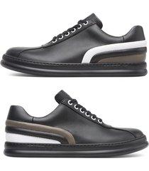 camper twins, sneaker uomo, nero , misura 46 (eu), k100489-001