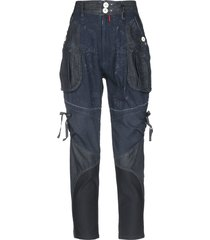 high by claire campbell denim capris