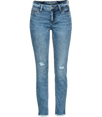 jeans skinny (blu) - rainbow