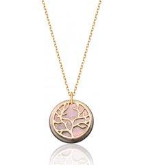 naszyjnik 50 cm z drzewem życia medalove