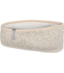 calvin klein fleece-lined headband