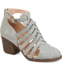 journee collection women's comfort isadore bootie women's shoes