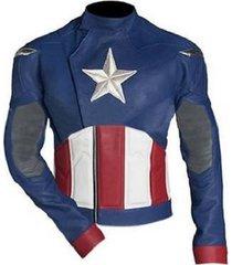 captain america the first avenger chris evans steve rogers leather jacket