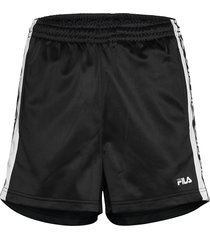 women tarin shorts - high waist shorts flowy shorts/casual shorts svart fila
