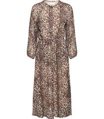 florizzaiw dress knälång klänning multi/mönstrad inwear