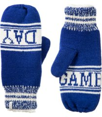 isotoner signature women's smartdri game day mittens