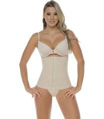 fajas mujer cinturilla de powernet body line control 4010 - piel
