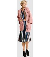 kofta dress in rosa