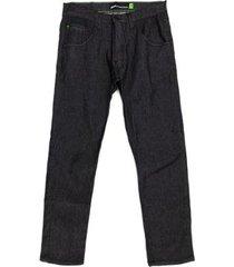 calça jeans hd plus size masculina - masculino