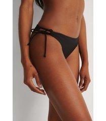 marije zuurveld x na-kd recycled bikiniunderdel - black