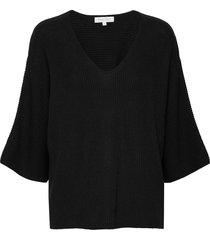 eginapw pu stickad tröja svart part two