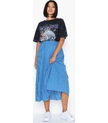 selected femme slfrylee mw ankle skirt b midikjolar