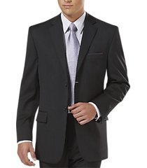 pronto uomo platinum modern fit suit separates coat charcoal