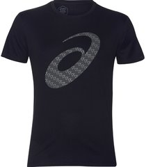 asics silver graphic ss top #3 2011a328-001