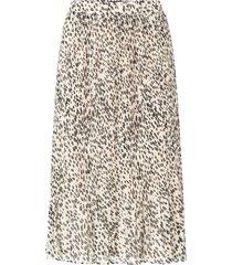 kjol pcleborah hw plissé midi skirt