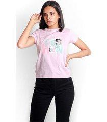 camiseta color rosado, manga corta, cuello redondo color-rosa-mag-talla-xxs