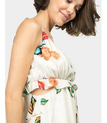 blusa com alças babado colores - lez a lez