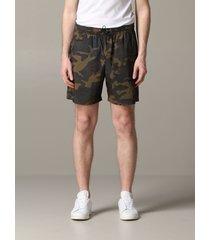 hydrogen short bermuda shorts men hydrogen