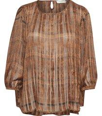 leopedra blouse
