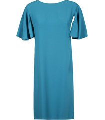wide sleeve dress