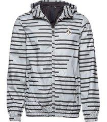 reflective windbreaker jacket tunn jacka multi/mönstrad scotch & soda