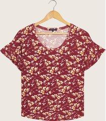 camiseta vinotinto-amarillo patprimo