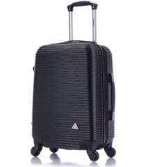 "inusa royal 20"" lightweight hardside spinner carry-on luggage"