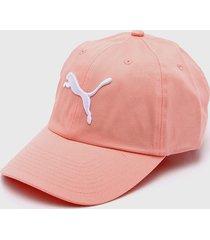 gorra rosa puma big cat ess