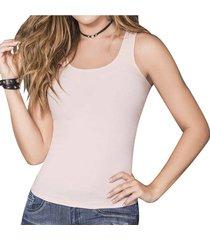 camiseta atletica rosa para mujer croydon