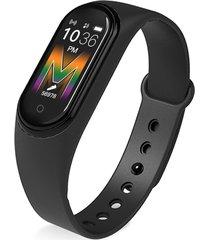 m5 fitness inteligente brazalete pulsera con medición de presión pulsioximetro muñequera