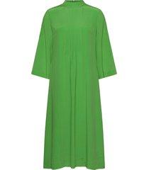 rodebjer floriana maxi dress galajurk groen rodebjer