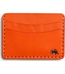 todder hand-stitched five-pocket wallet