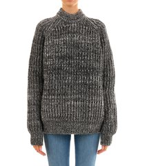 plan c melange gray pullover