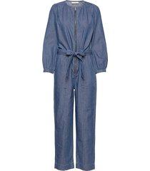 figurekb jumpsuit jumpsuit blauw karen by simonsen