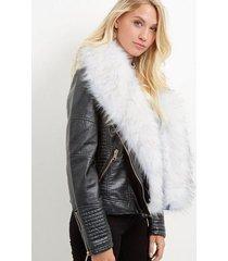 fur  designer genuine lambskin women biker leather jacket motorcycle jacket