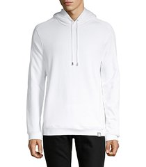 jersey popover hoodie