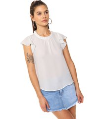 blusa natural asterisco himno