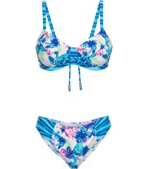 bikini minimizer con ferretto (viola) - bpc bonprix collection