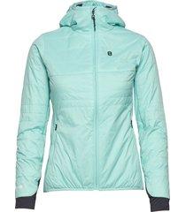 theresia w primaloft outerwear sport jackets blauw 8848 altitude