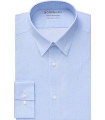 calvin klein extreme slim temperature regulation stretch dress shirt