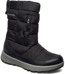 paninaro™ omni-heat™ pull on shoes boots ankle boots ankle boot - flat svart columbia
