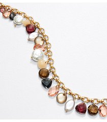 loft charm statement necklace