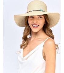 boinas y sombreros beige derek 824741