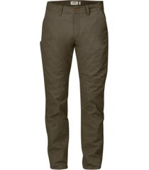 fjallraven men's sormland tapered trousers