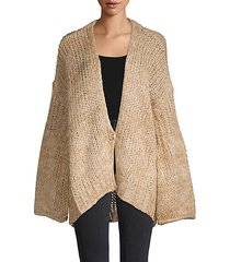 home town oversized cardigan sweater