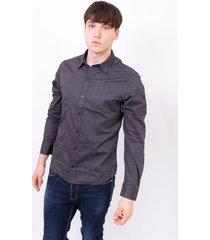 camisa gris abso benni basic