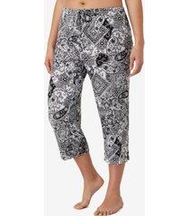 ellen tracy plus size yours to love capri pajama pants