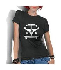 camiseta criativa urbana kombi carro antigo clássico